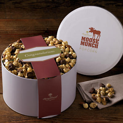 Pick Your Occasion Moose Munch® Gourmet Popcorn Tin