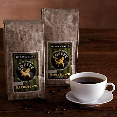 Moose Munch Decaf Coffee Duo