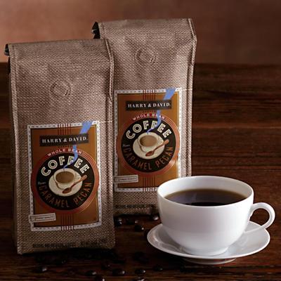 Caramel Pecan Coffee Duo
