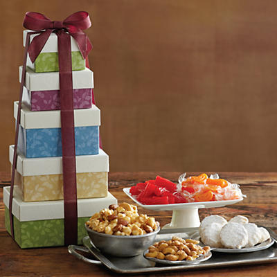 Summertime Tower of Treats® Gift