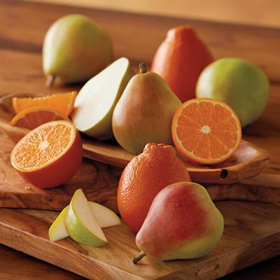 Royal Riviera Pears & Cushman's HoneyBells