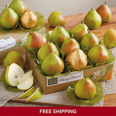 Two Boxes of Royal Riviera® Pears
