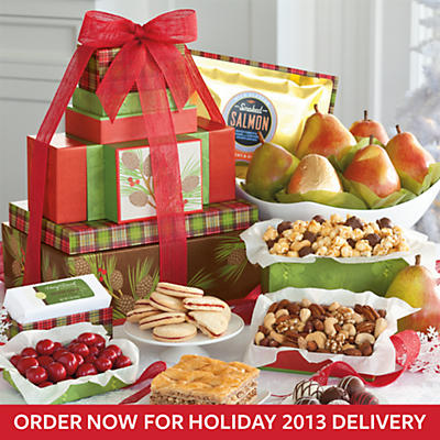 Holiday Tower of Treats® Gift Grand Classic