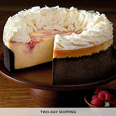 The Cheesecake Factory® White Chocolate Raspberry Truffle®