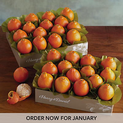 Cushman's® HoneyBells - Two Trays