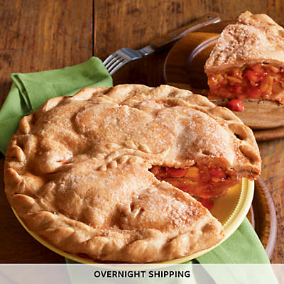 Cherry Apple Pie