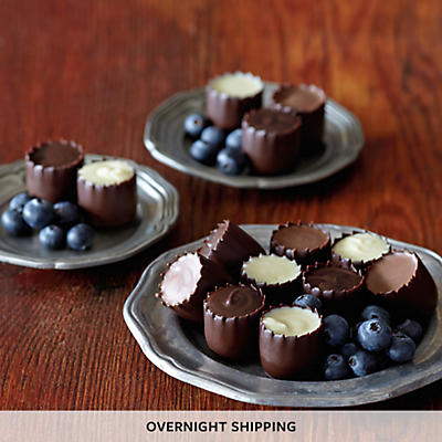 Chocolate Covered Blueberries - One Dozen