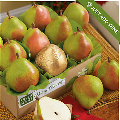 Harry & David - The Favorite Royal Riviera Pears 9-count Gift Box - $19.99