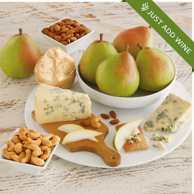 Pears and Stilton Cheese Gift