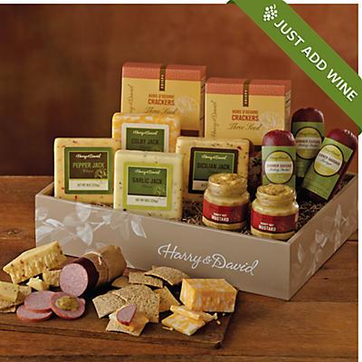 Grand Sausage and Cheese Gift Box