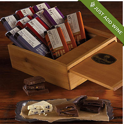 Chocolate Bar Gift Box
