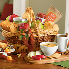<span style=color:#bb0011>NEW</span> Harvest Gift Basket