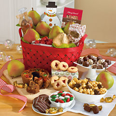 <span style=color:#bb0011>NEW</span> Christmas Gift Basket Deluxe