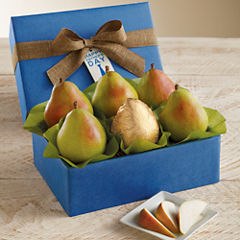 Father's Day Pear Gift Box