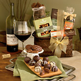 Chocolate Gift Basket wi