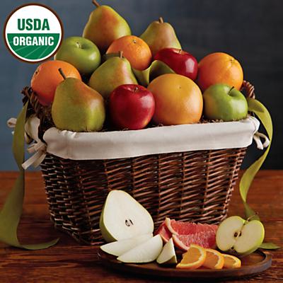 Organic Favorites Gift Basket Gourmet Gift Baskets Delivered