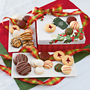 Mistletoe Christmas Cookie Gift
