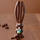 Ears The Chocolate Easter Bunny
