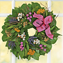 Meadow Spring Wreath
