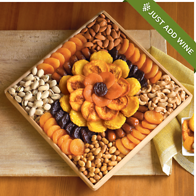 Gourmet Dried Fruit And Nut Snack Gift Dried Fruit