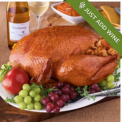 Oven Roasted Turkey
